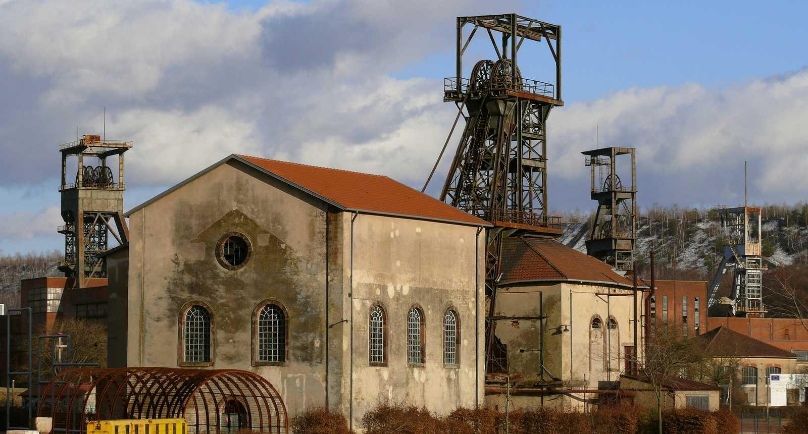 Le Musée de la Mine du Carreau Wendel à Petite-Rosselle (1)