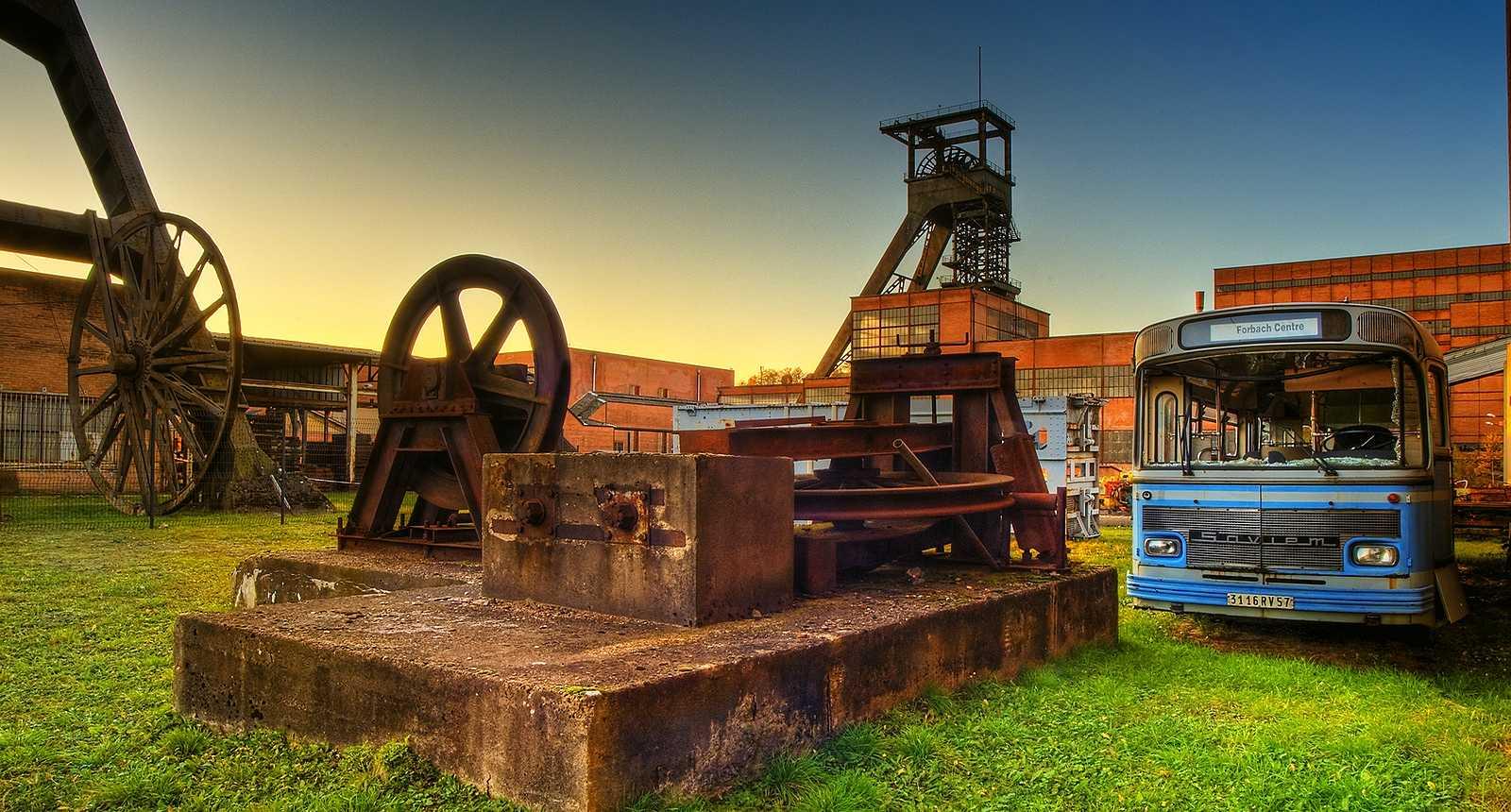 Le Musée de la Mine du Carreau Wendel à Petite-Rosselle (2)