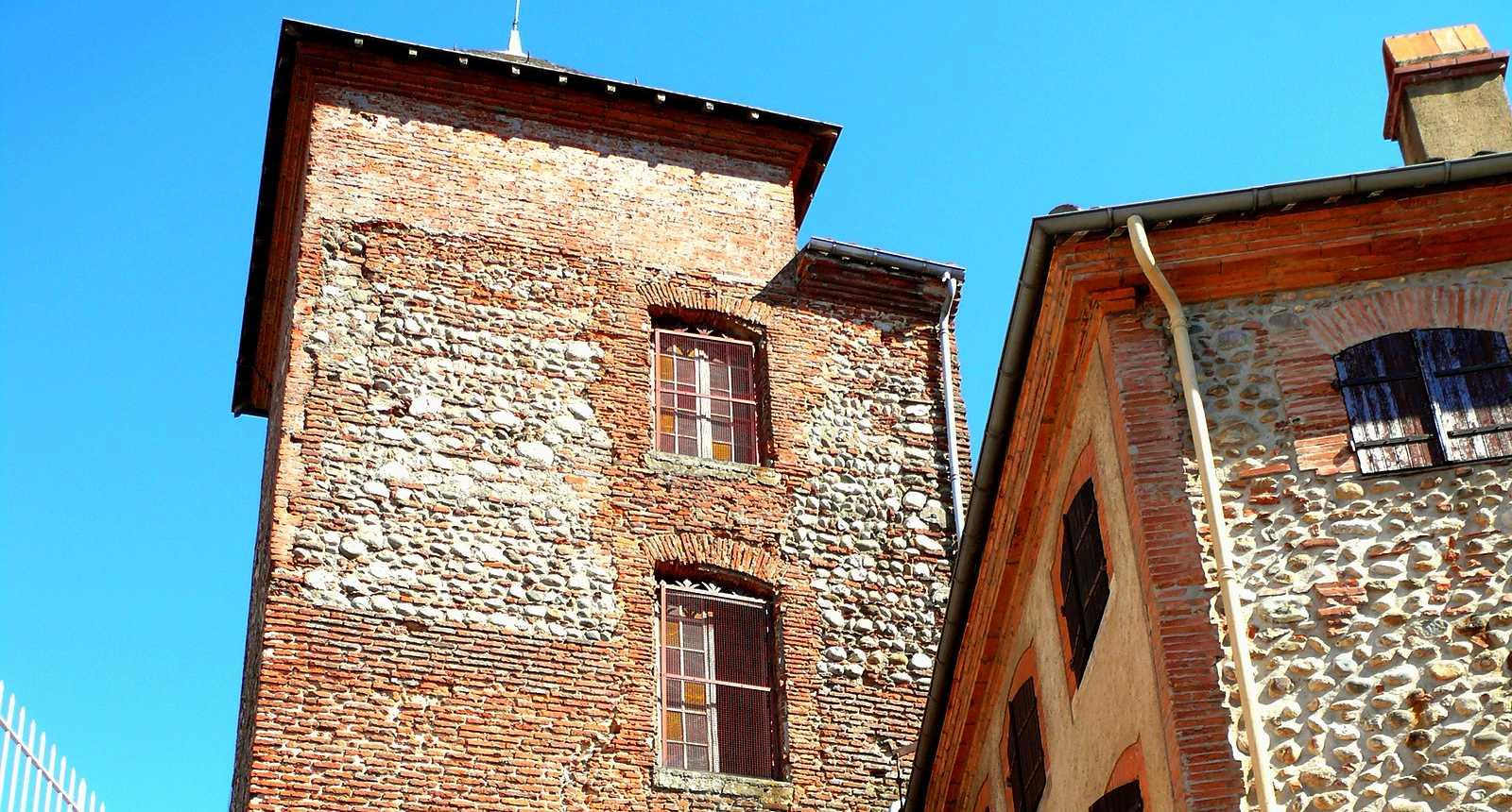 La Tour de Nerviau à Pamiers