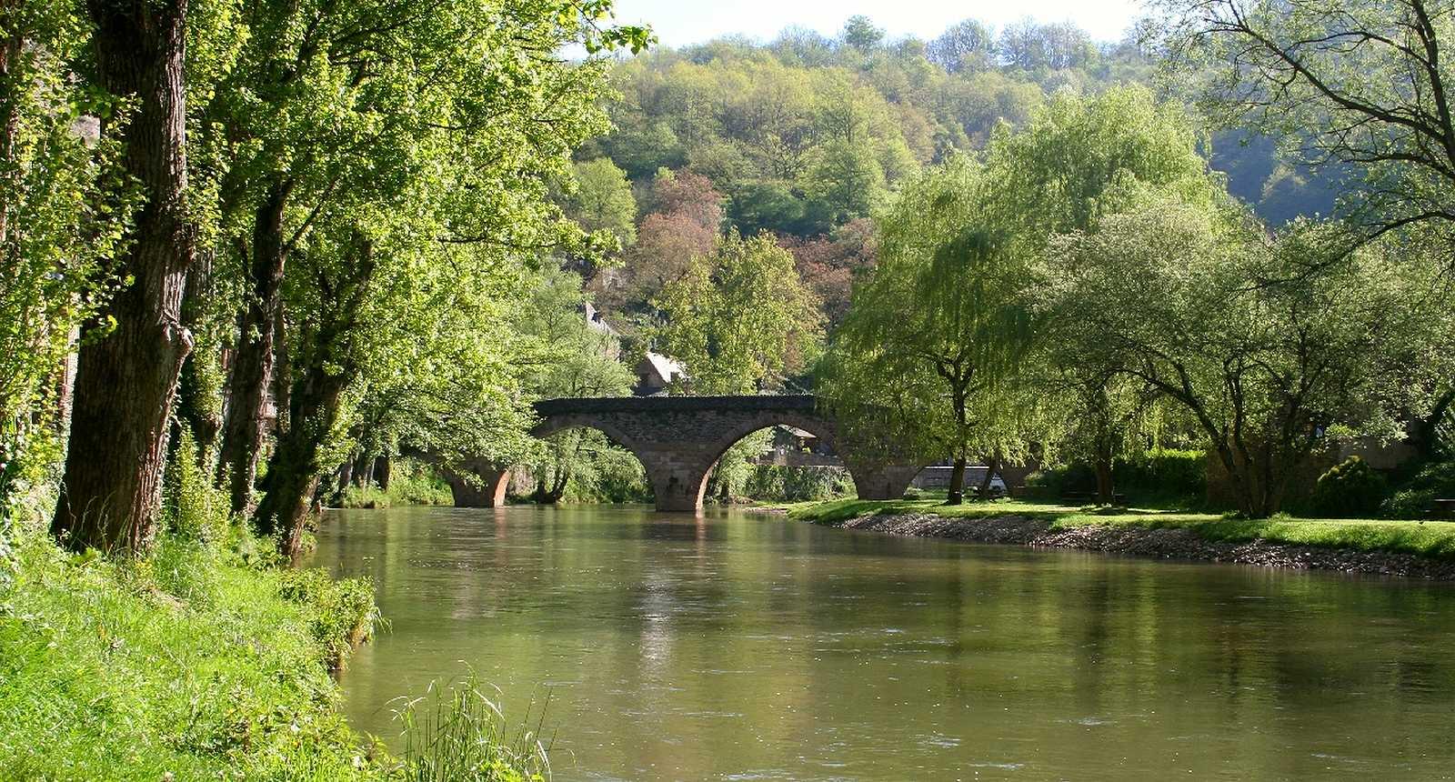 Le Pont de Belcastel