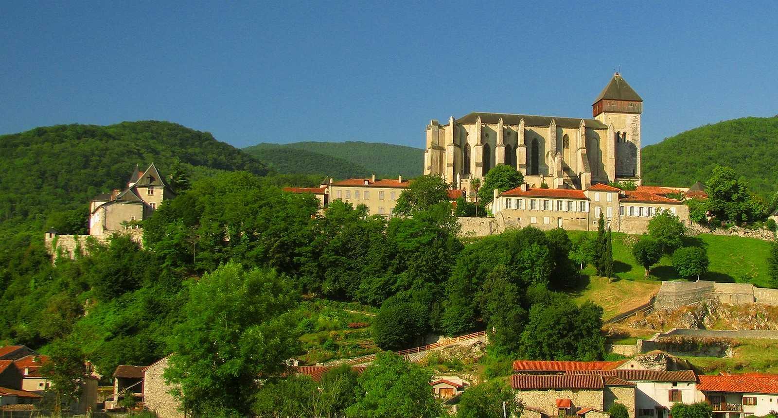 Image : Cathédrale Sainte-Marie de Saint-Bertrand-de-comminges