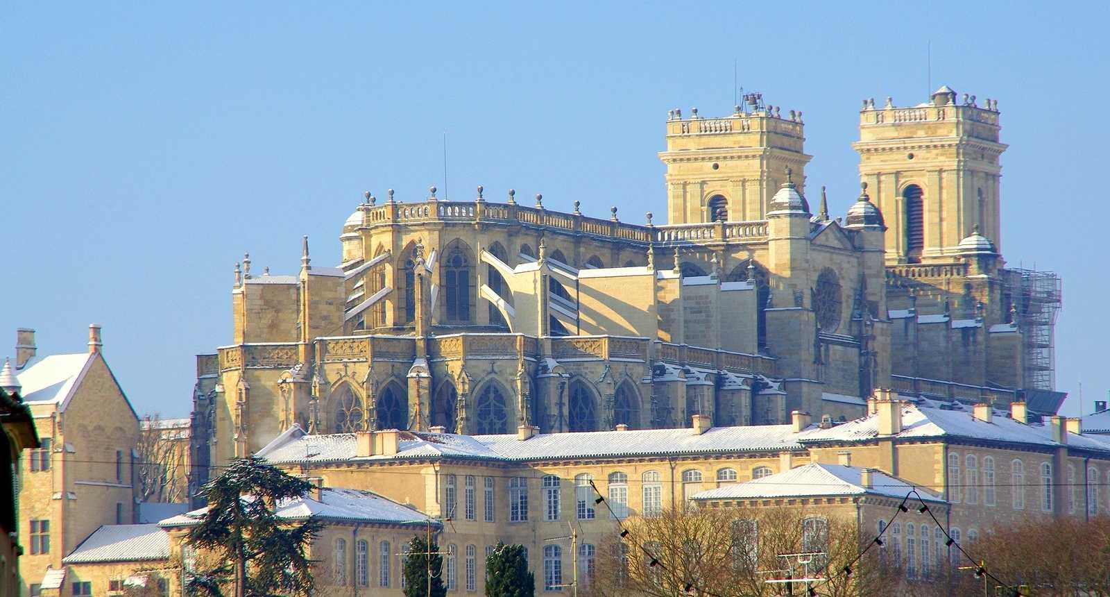 La Cathédrale Sainte-Marie d'Auch