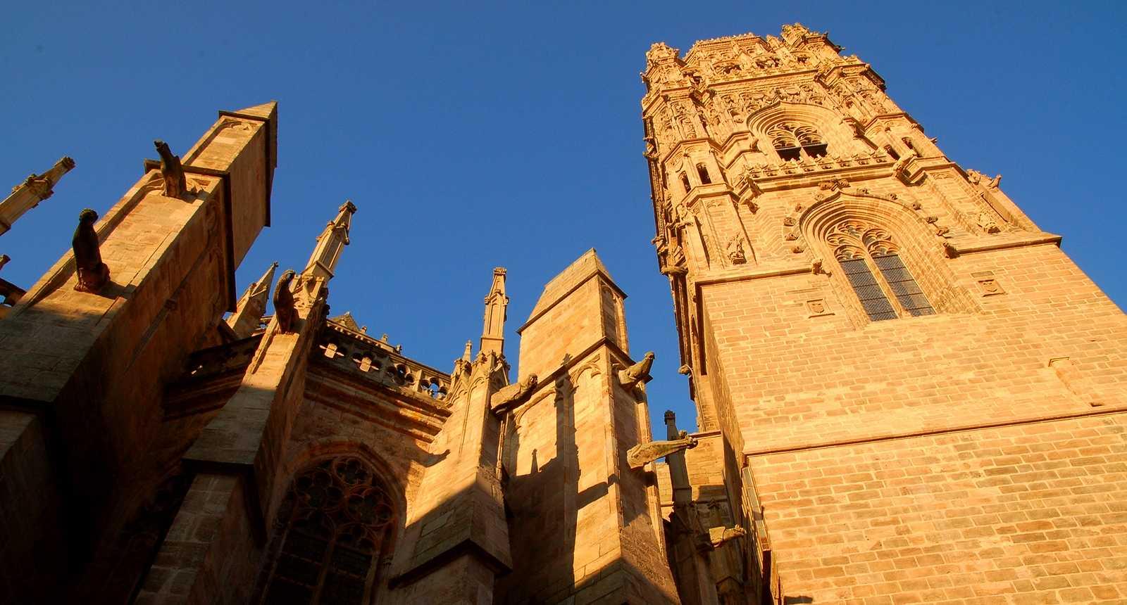 La Cathédrale Notre-Dame de Rodez