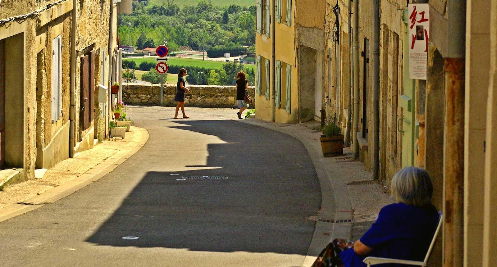 Une rue de Lectoure