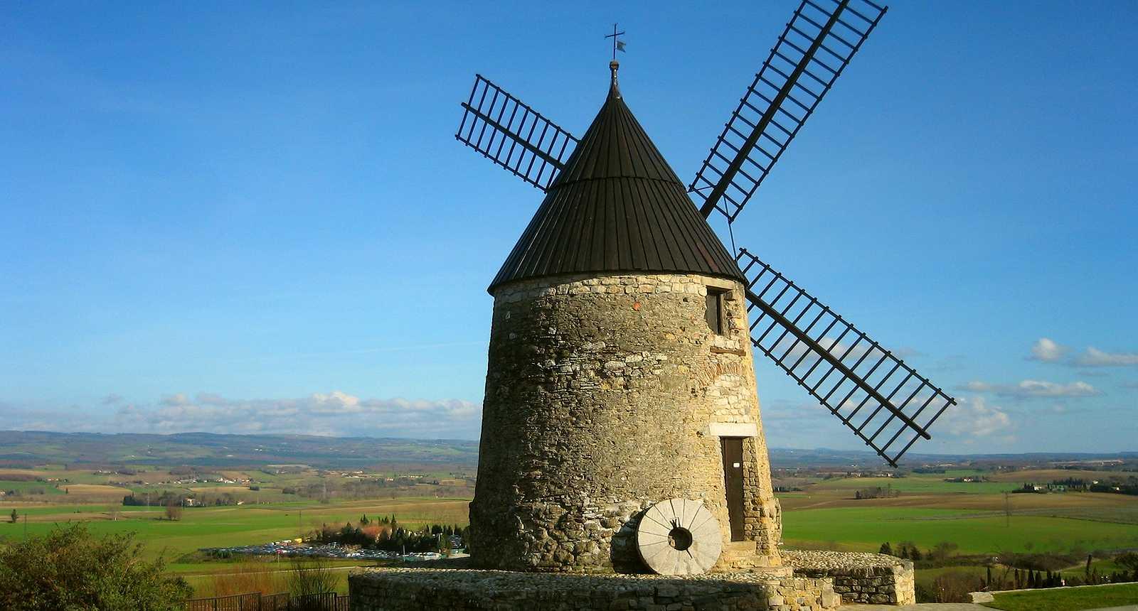 Le Moulin de Cugarel