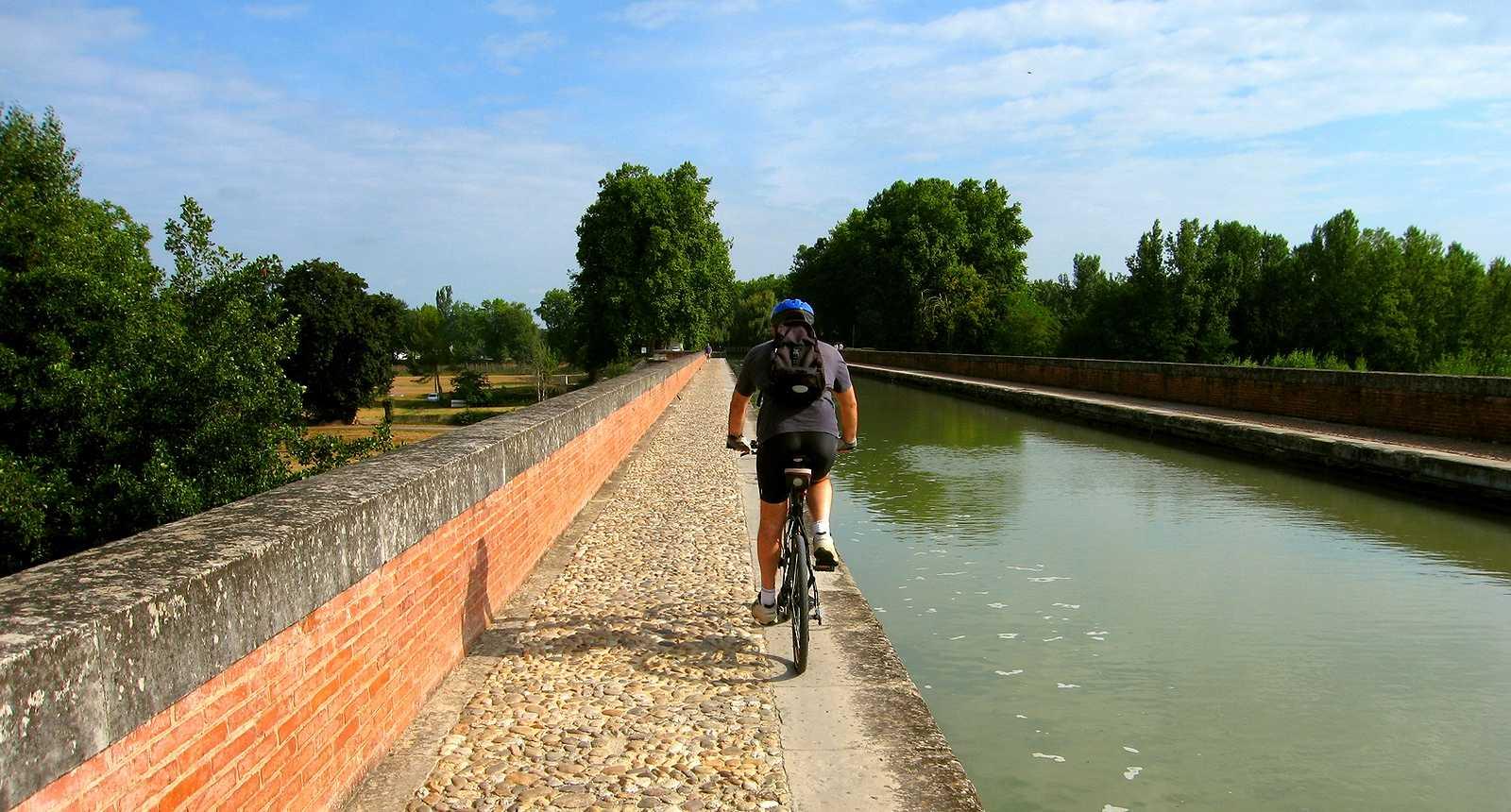 Le Canal du Midi à Castelsarrasin