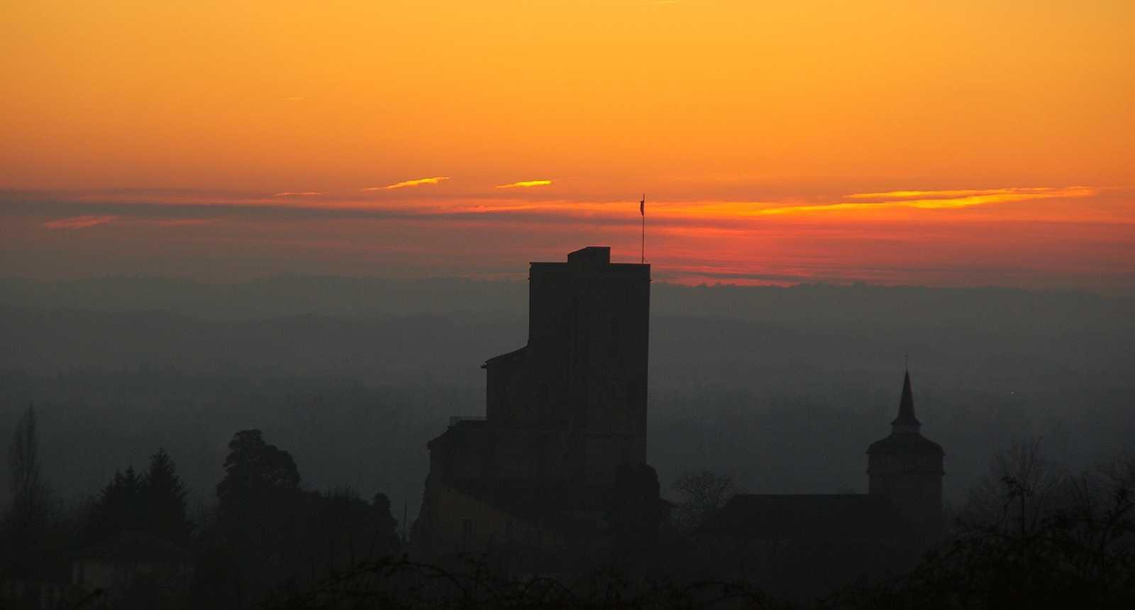 Image : Tour de Termes-d'Armagnac