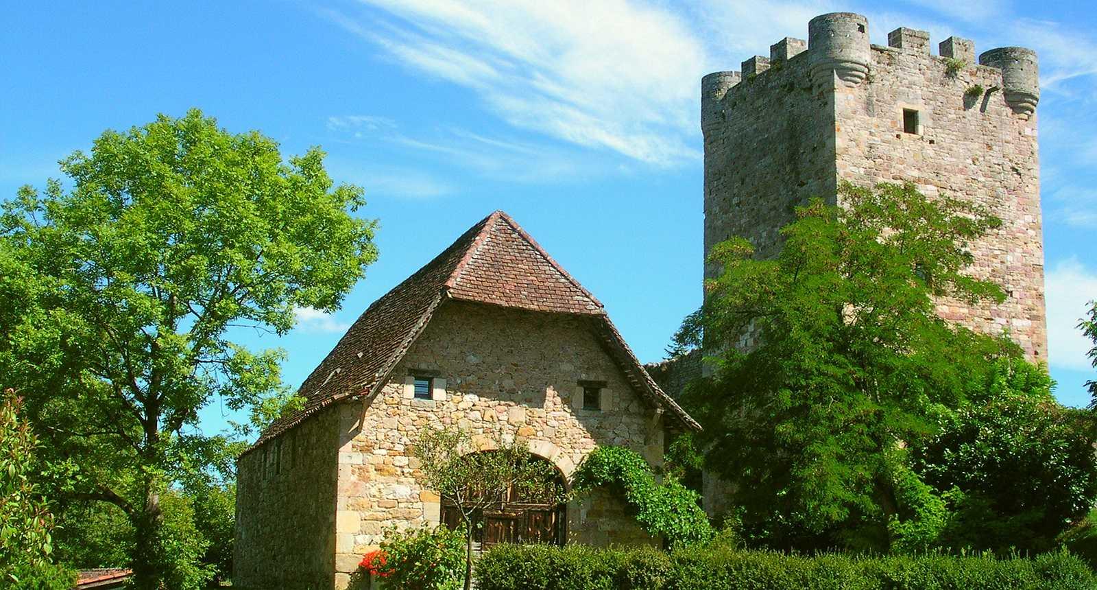 La Tour de Capdenac-le-Haut