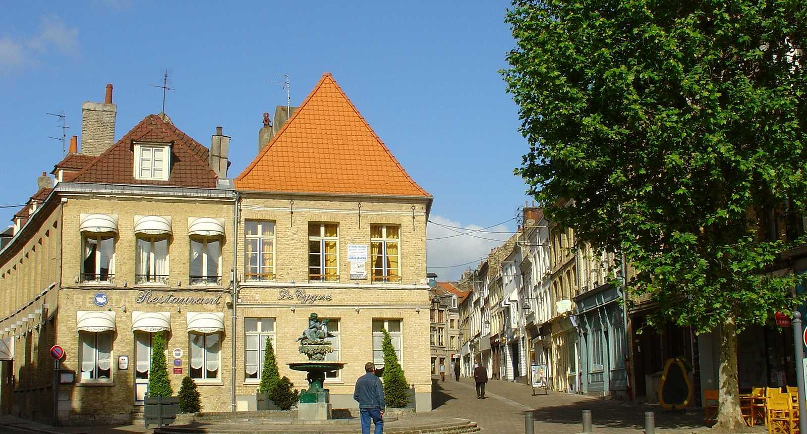 Ville de Saint-Omer