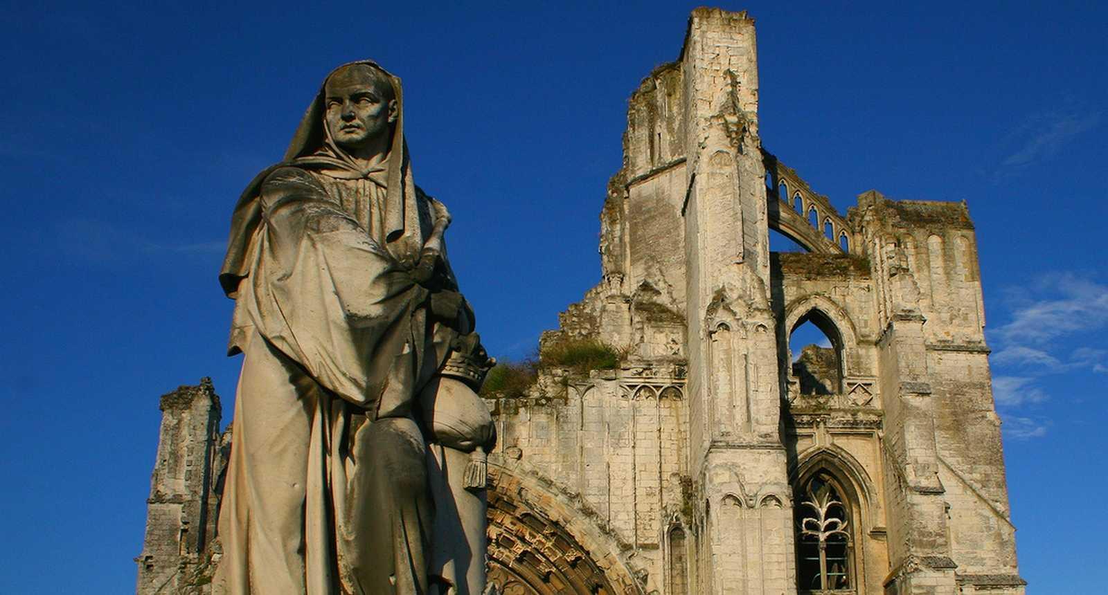 Ruines de l'Abbaye de Saint-Bertin à Saint-Omer (1)