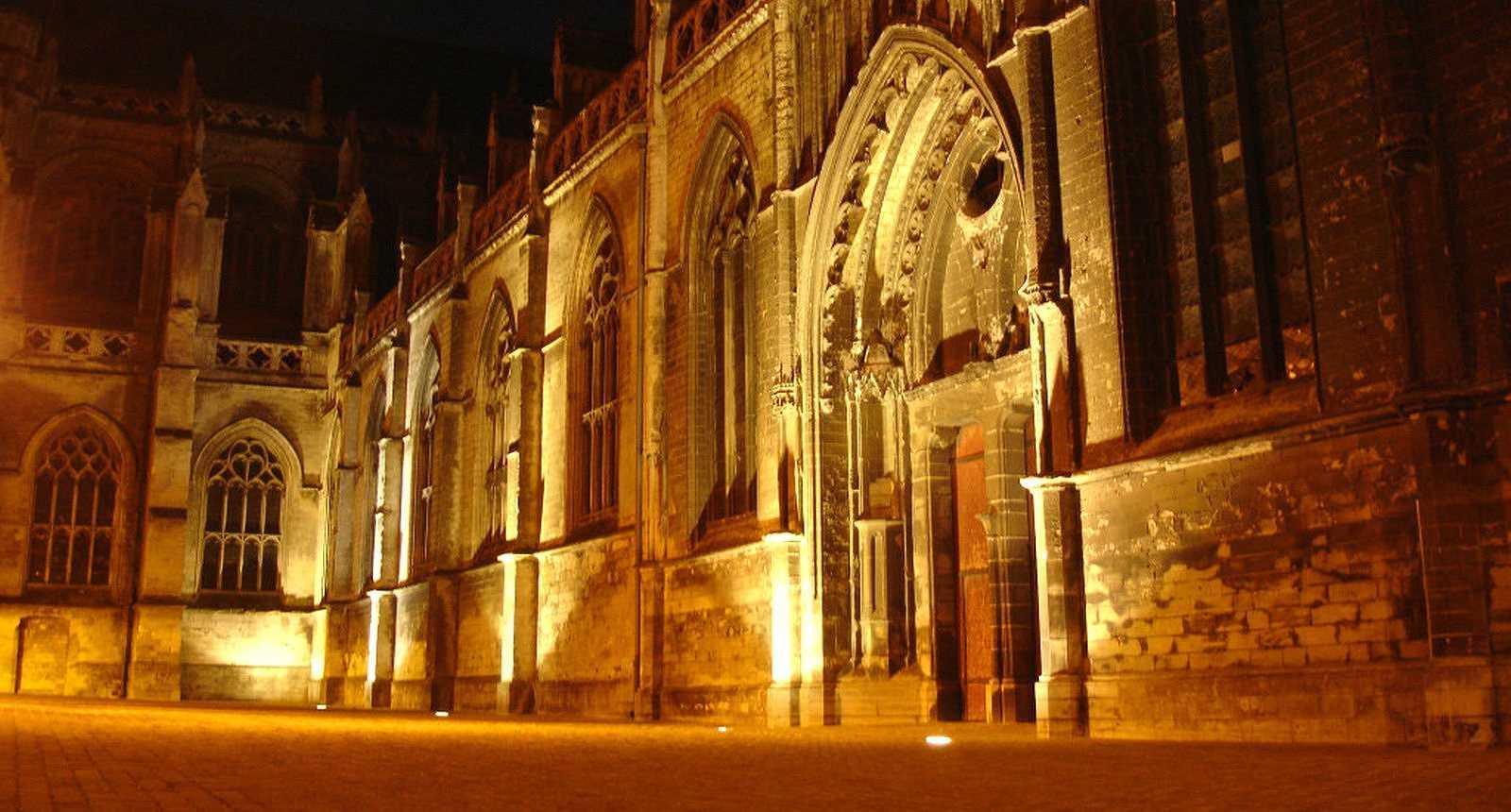La Cathédrale Notre-Dame de Saint-Omer