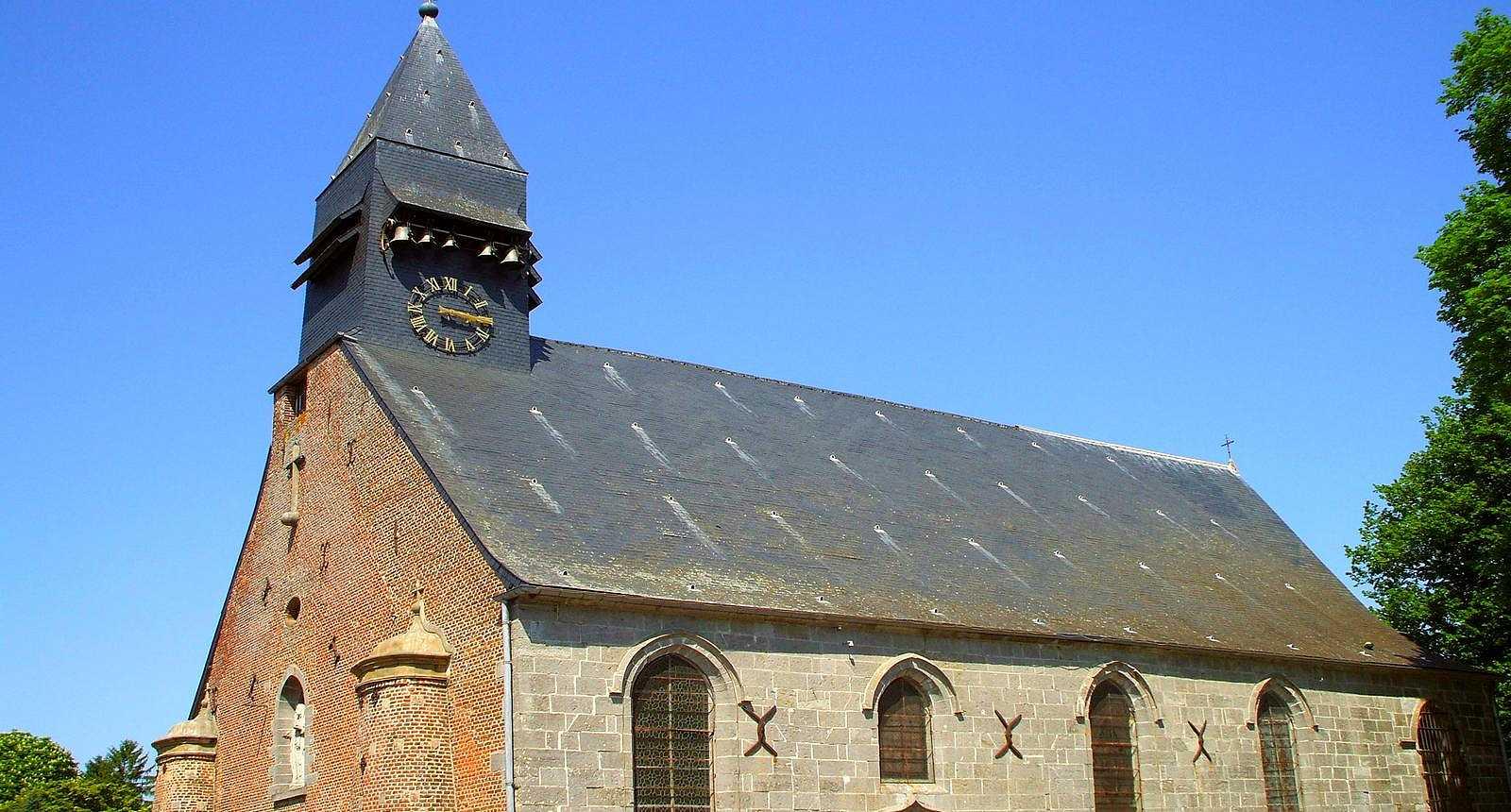 L'église Saint-Martin du Cateau-Cambréis
