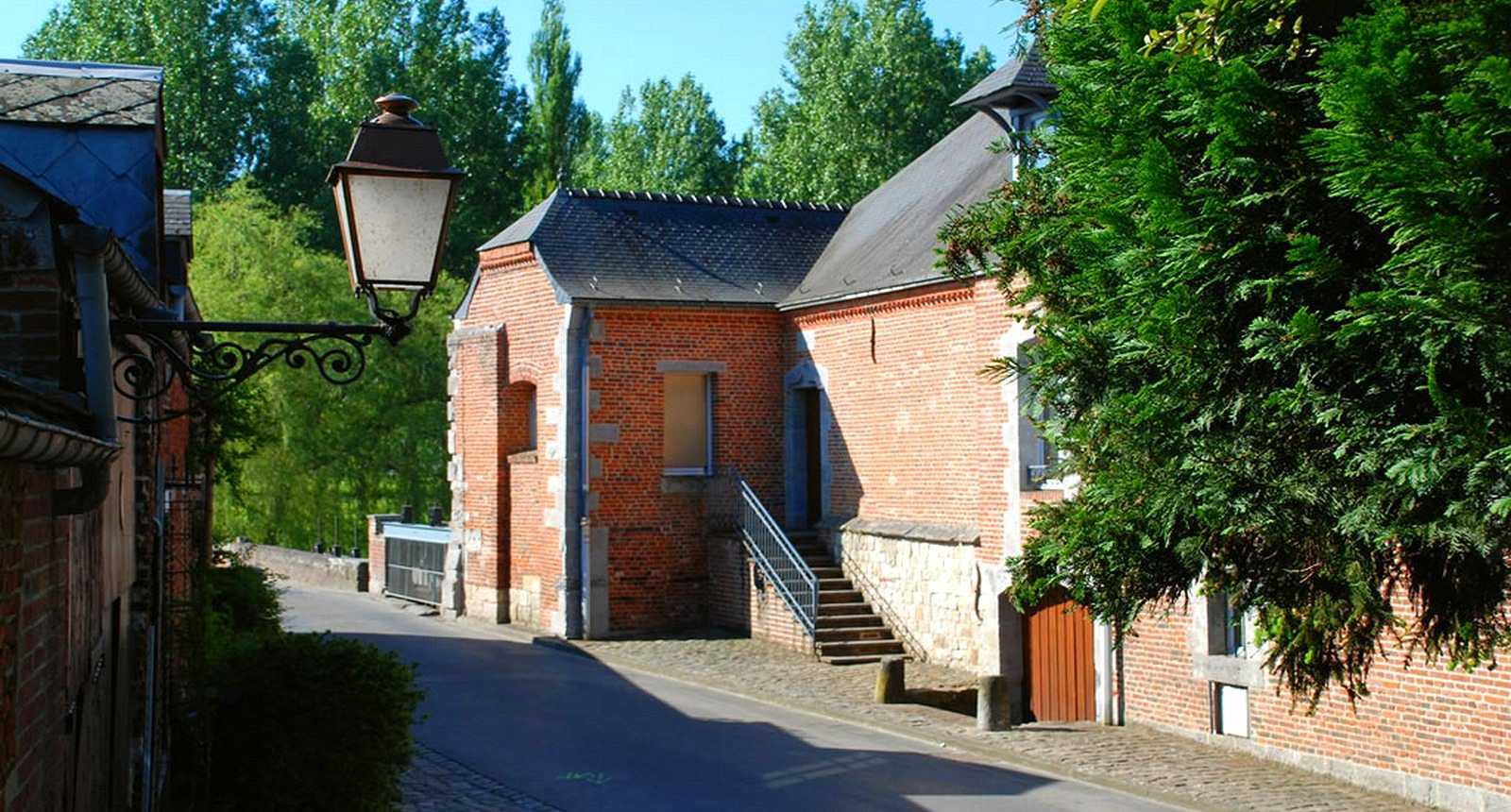Le moulin à eau de Maroilles (1)