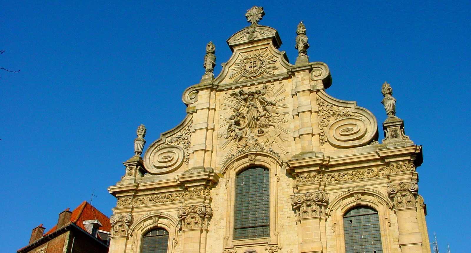 La Chapelle des Jésuites à Cambrai