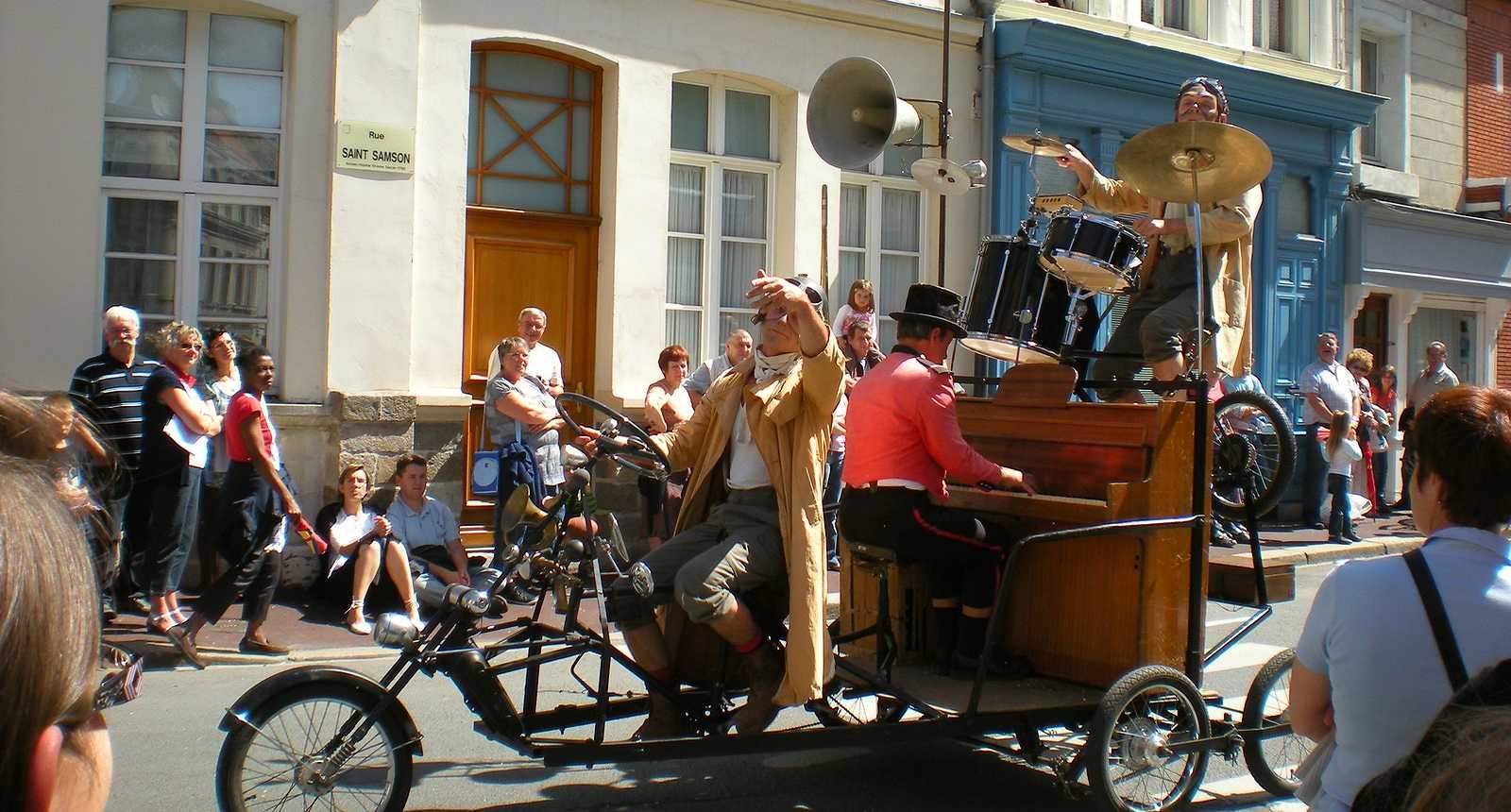 Le Cortège de Gayant à Douai