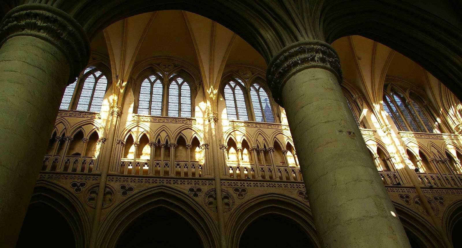 Intérieur de la Cathédrale Notre-Dame de Sées