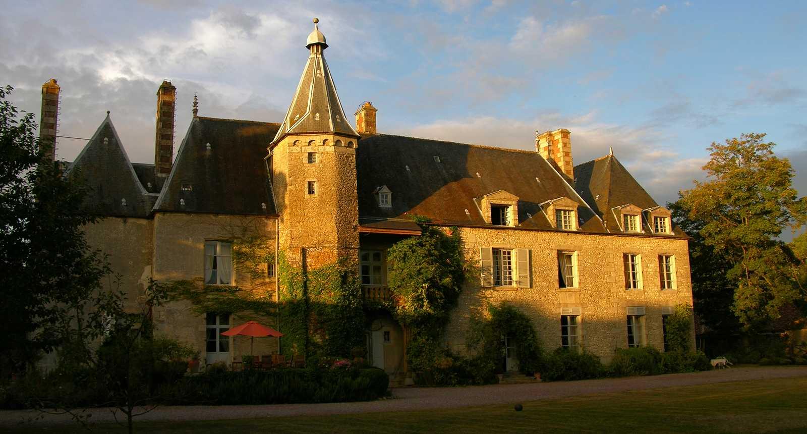 Le Château de Saint-Paterne