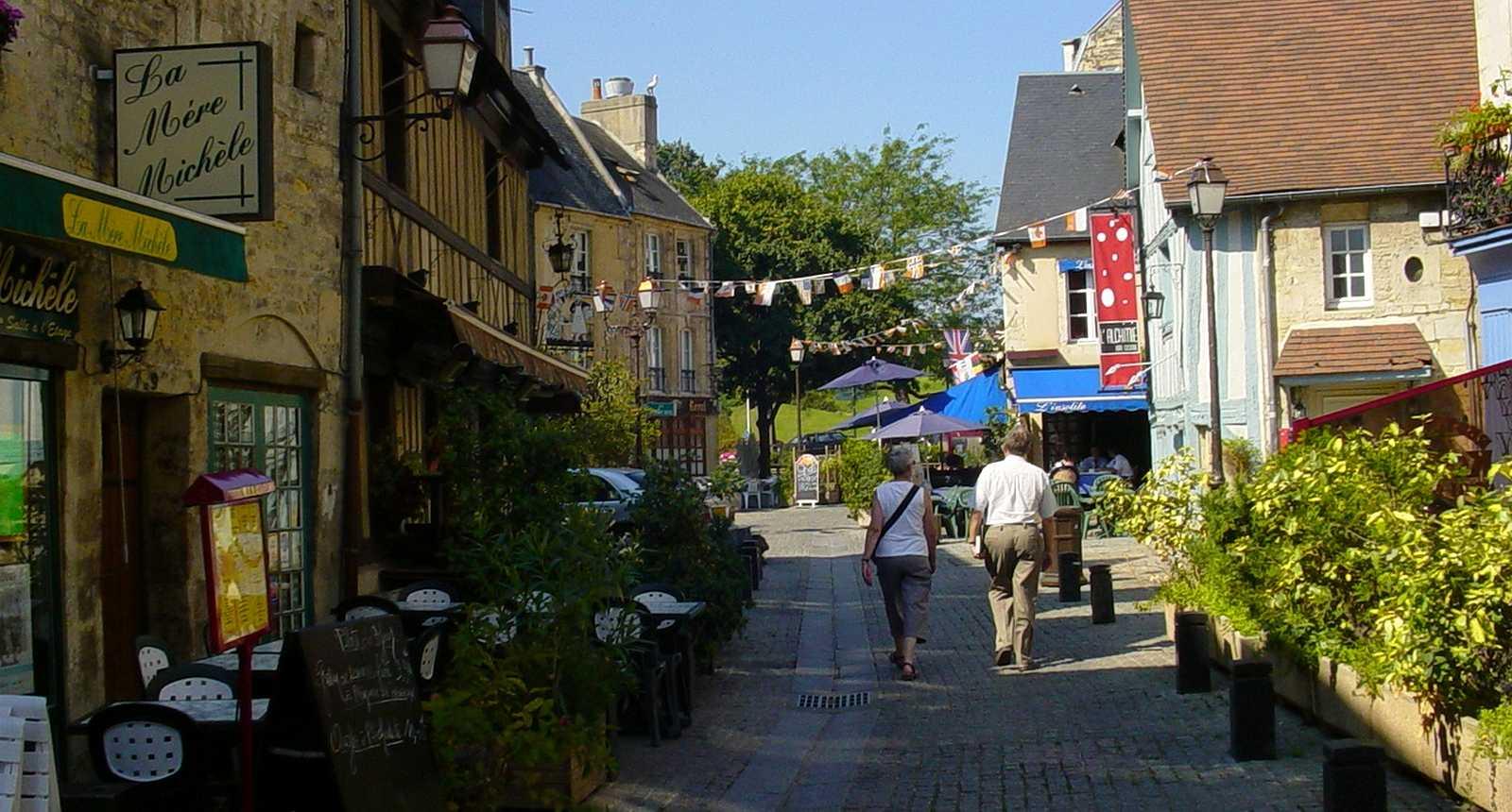 Petite rue de Caen