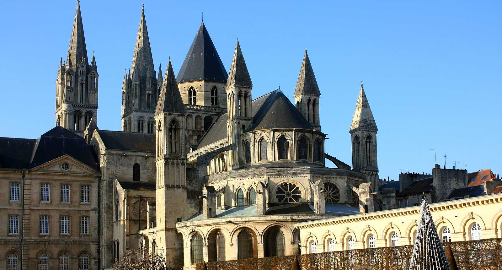 L'Abbaye-aux-Hommes de Caen