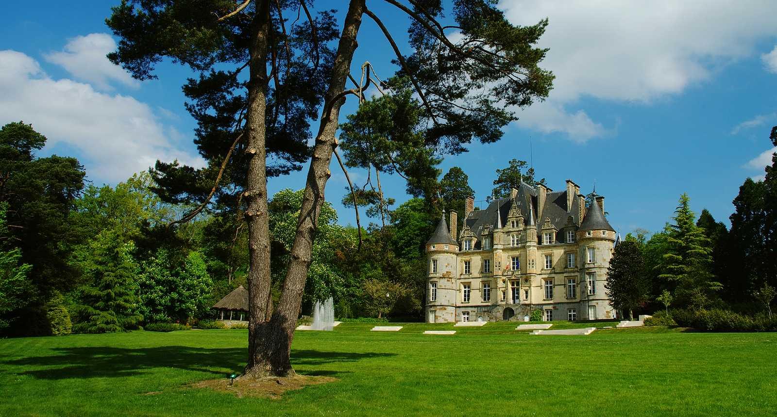 Le Château de Bagnoles-de-l'Orne