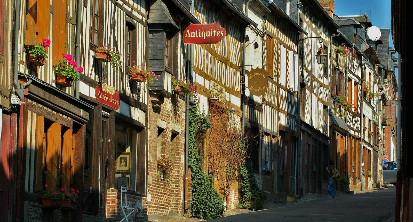 Une rue de Cormeilles