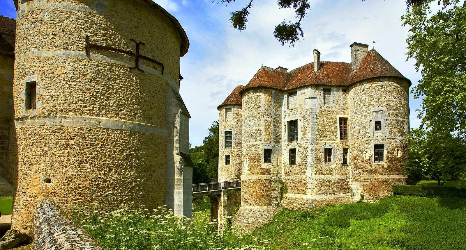 La campagne du neubourg eure haute normandie guide de for Haute normandie tourisme