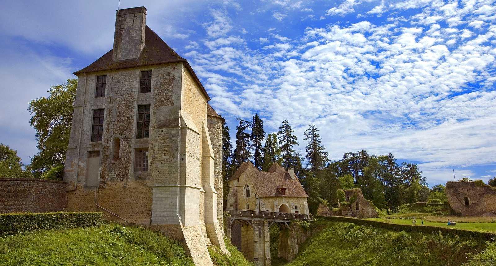 Le Château d'Harcourt (2)