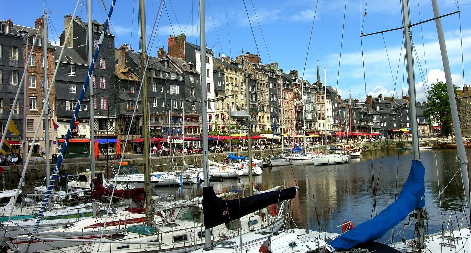 Le Port de Honfleur (2)