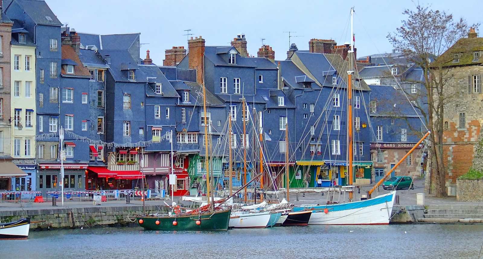 Le Port de Honfleur (1)
