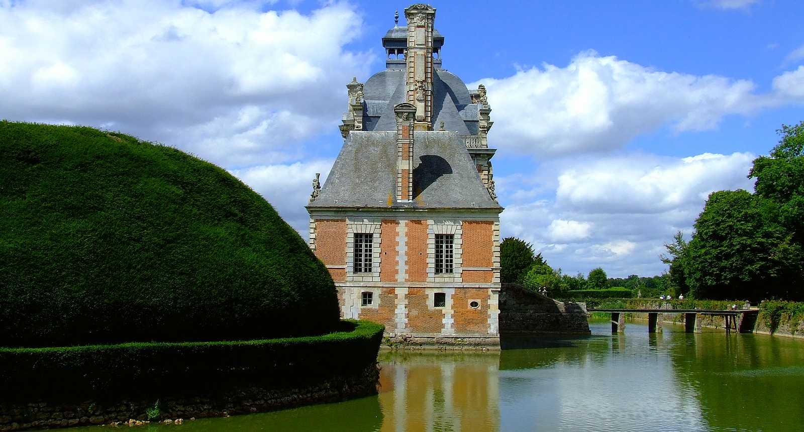 Le Château de Beaumesnil (1)