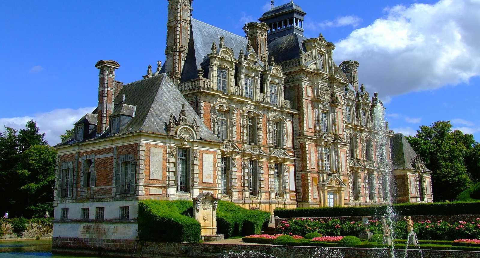 Le Château de Beaumesnil (2)