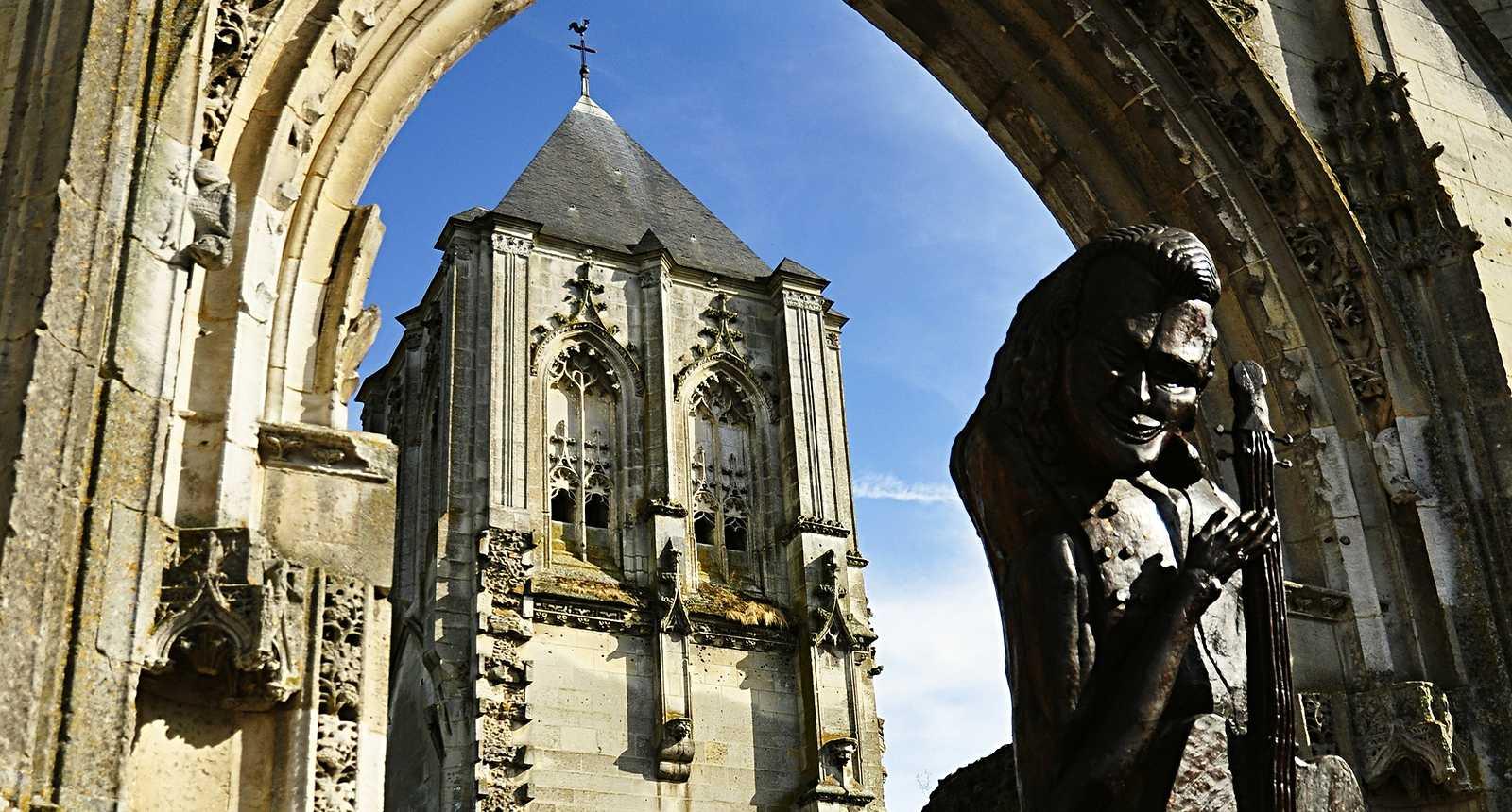 Image : Office de Tourisme* de Verneuil-sur-avre