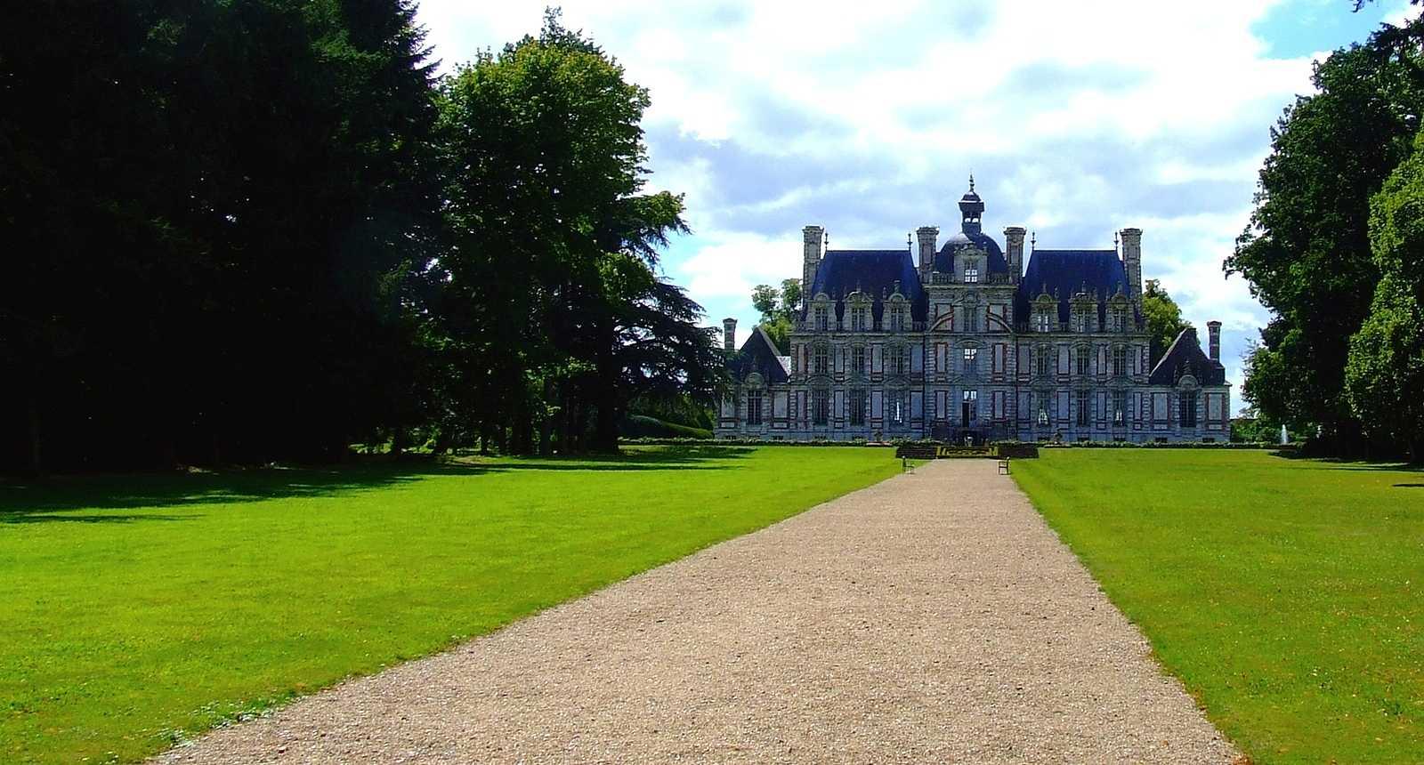 Image : Parc du Château de Beaumesnil