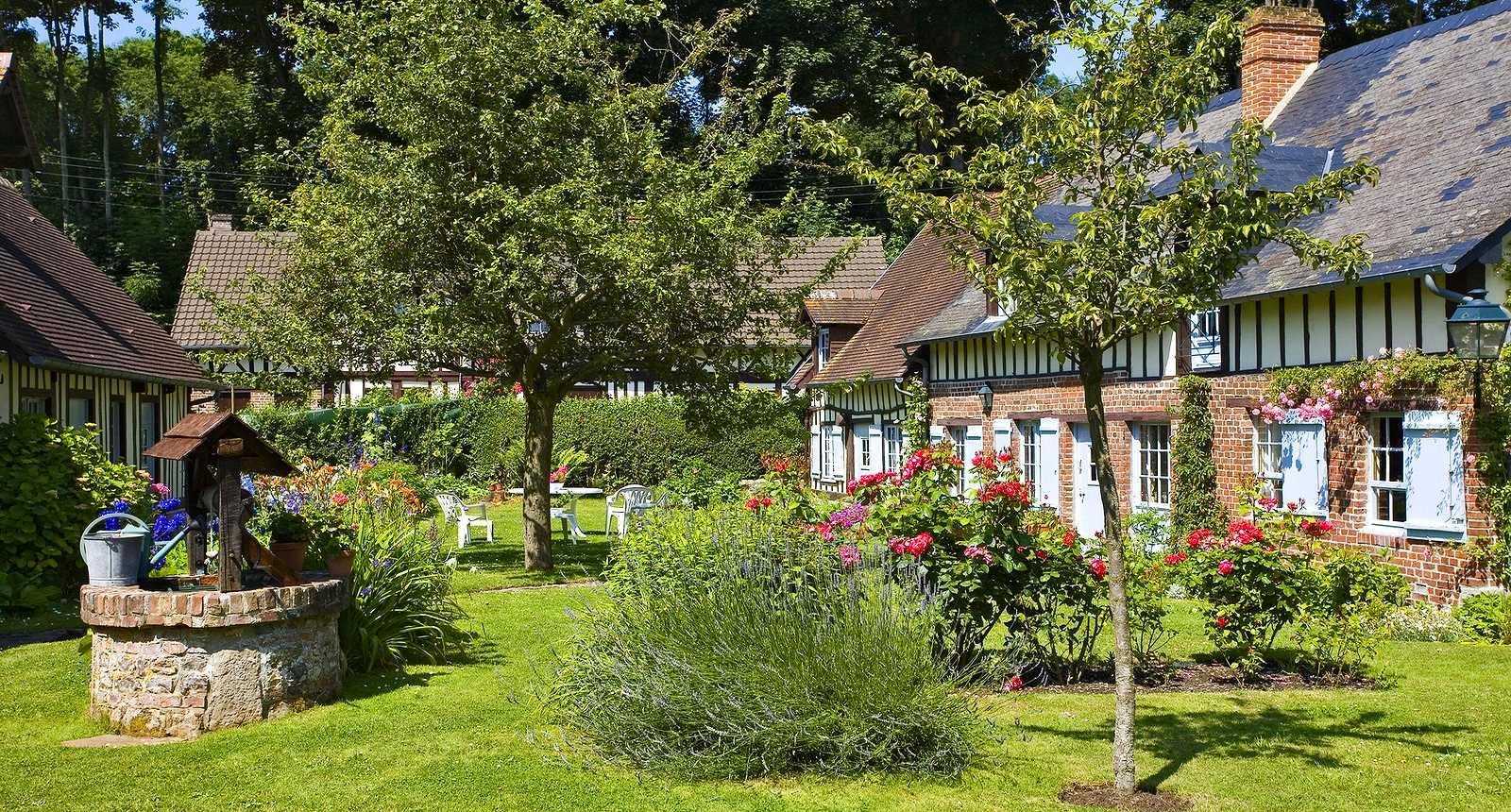Office de tourisme de veules les roses veules les roses - Maritime gartengestaltung ...