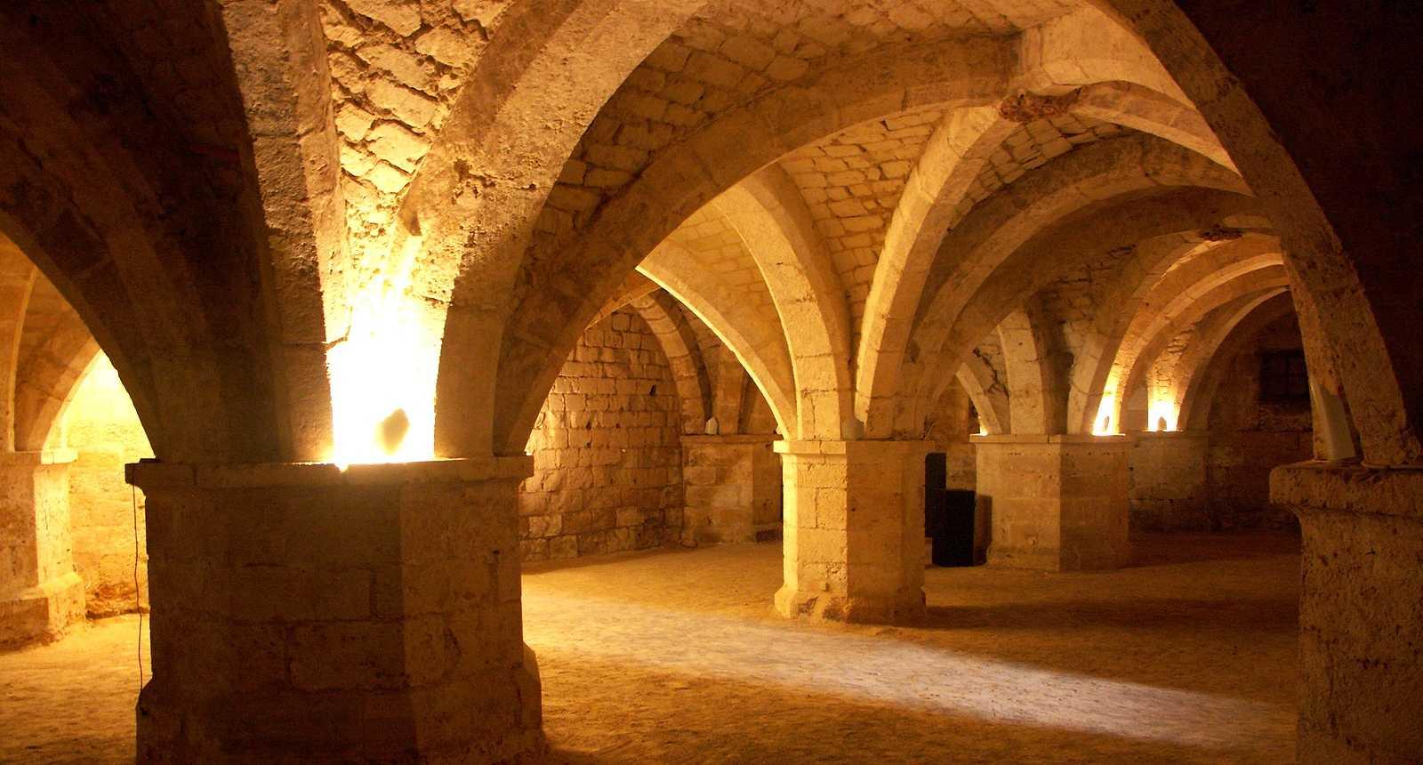 La Crypte Saint-André de Mortagne-au-Perche