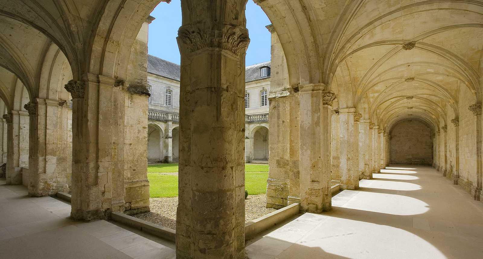 L'Abbaye Notre-Dame du Bec au Bec-Hellouin (2)