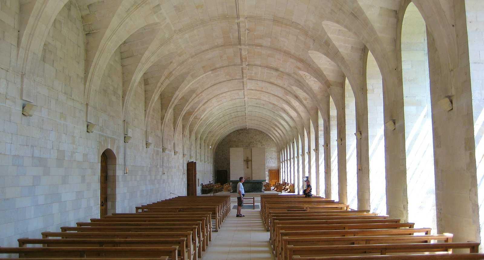 L'Abbaye Notre-Dame du Bec au Bec-Hellouin