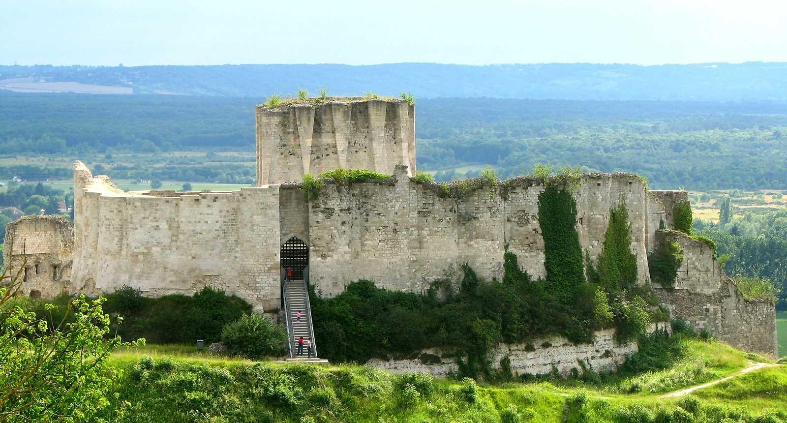 Ruines de la Forteresse de Château-Gaillard