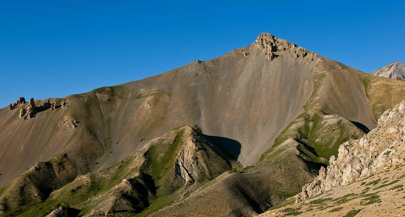 Le Col de l'Izoard