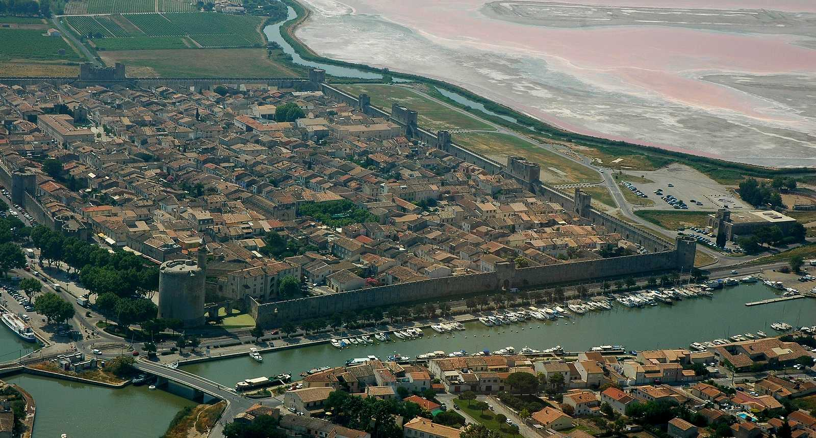 Image : Office de Tourisme*** d'Aigues-Mortes