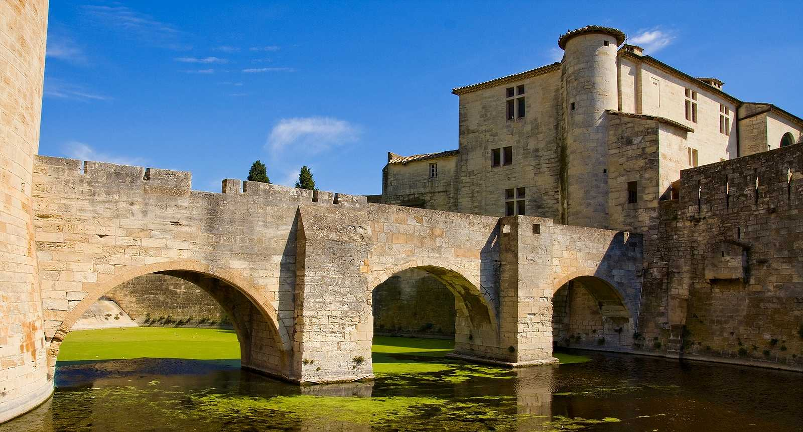 Image : Tours et Remparts D'Aigues Mortes