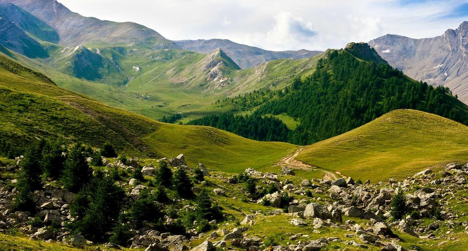 Le Col de Vars