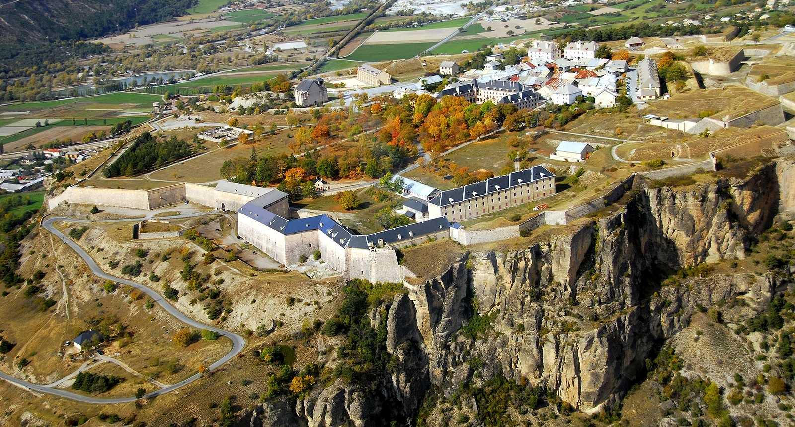 La Citadelle de Mont-Dauphin