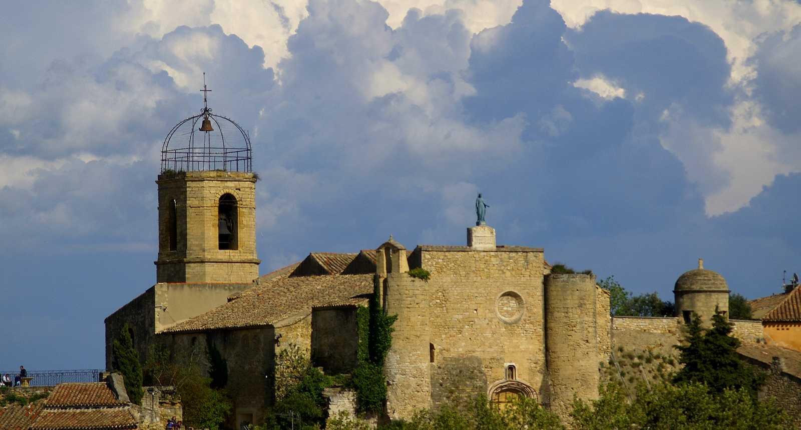 L'église Notre-Dame-de-Beauvoir du Vieil Istres
