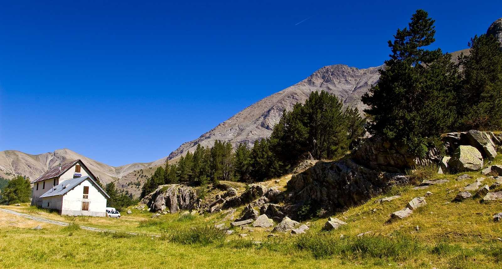 Alpages dans le Mercantour (1)