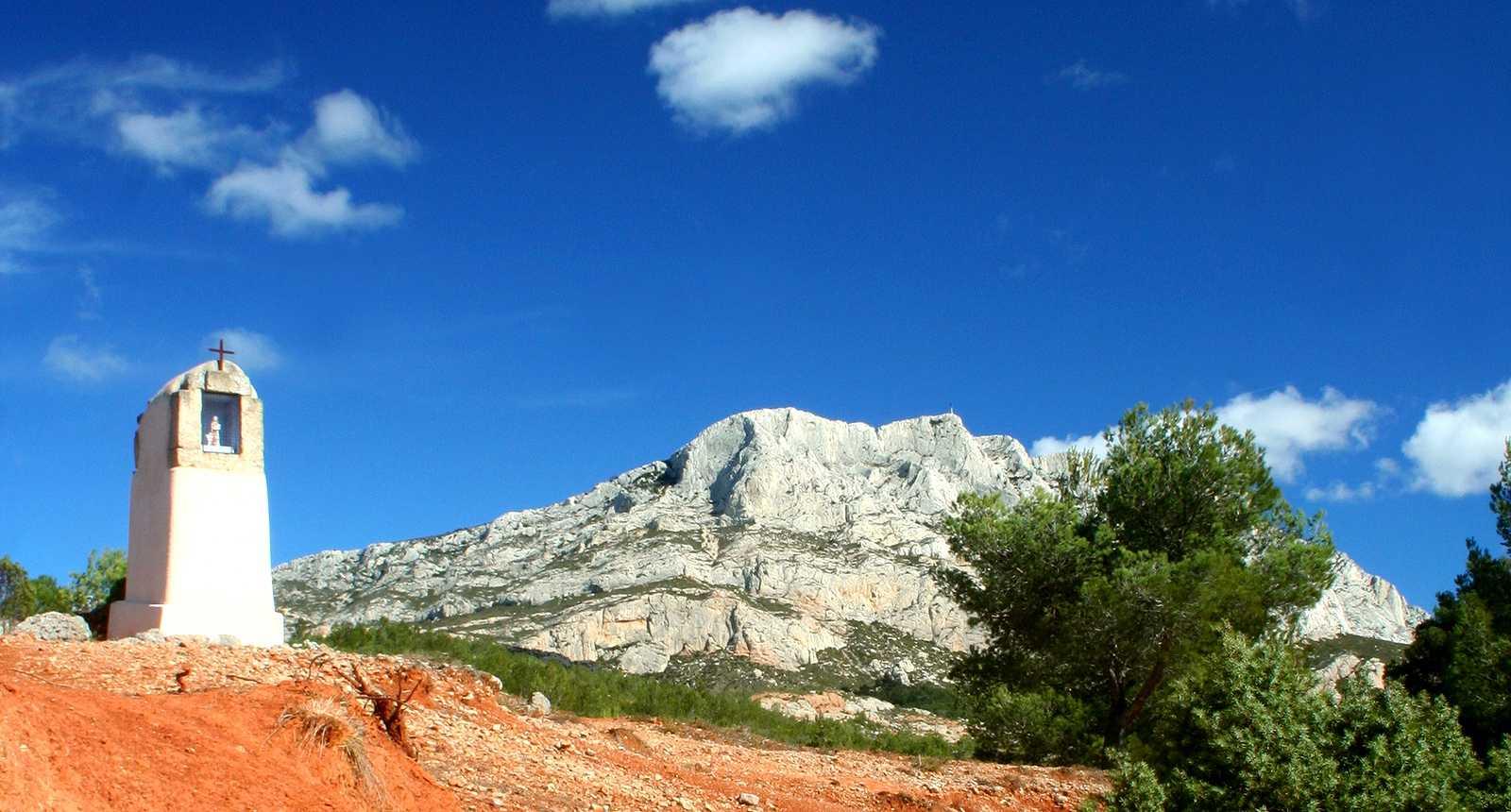 La Montagne Sainte-Victoire (1)