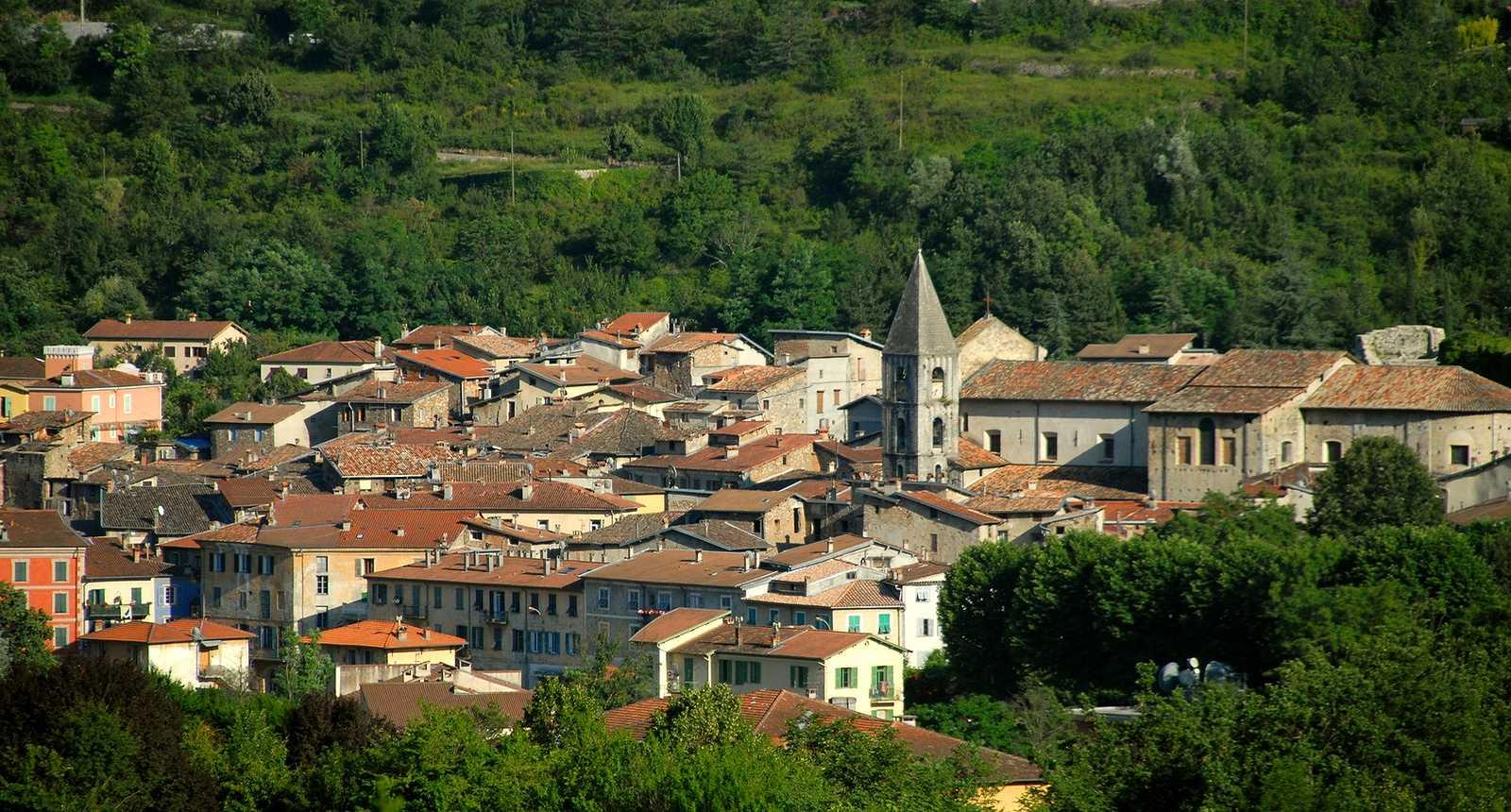La ville de Sospel