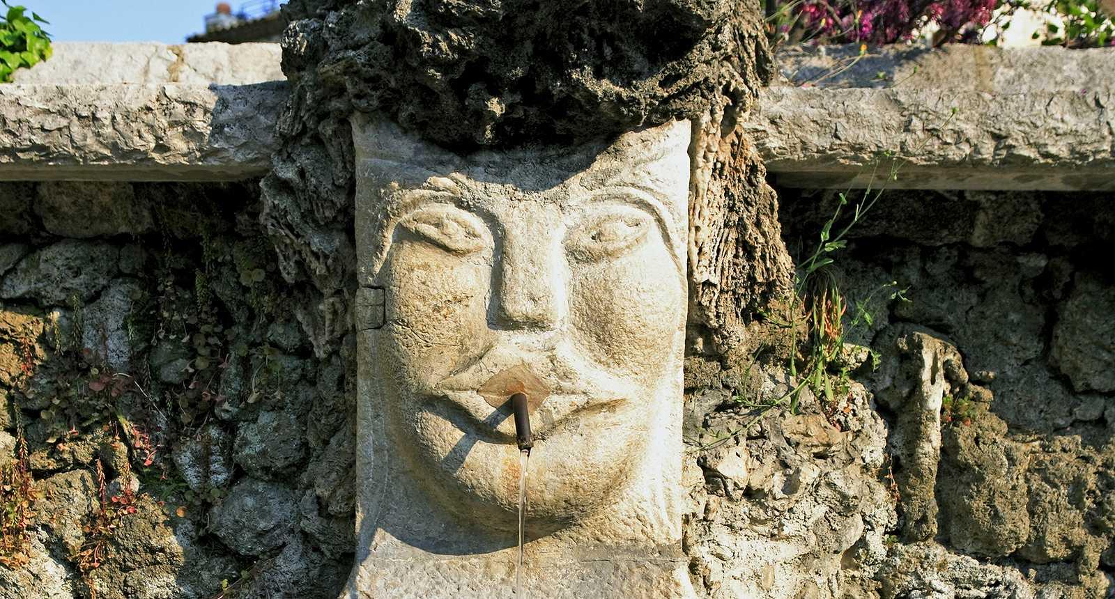 Sculpture à Saint-Paul-de-Vence