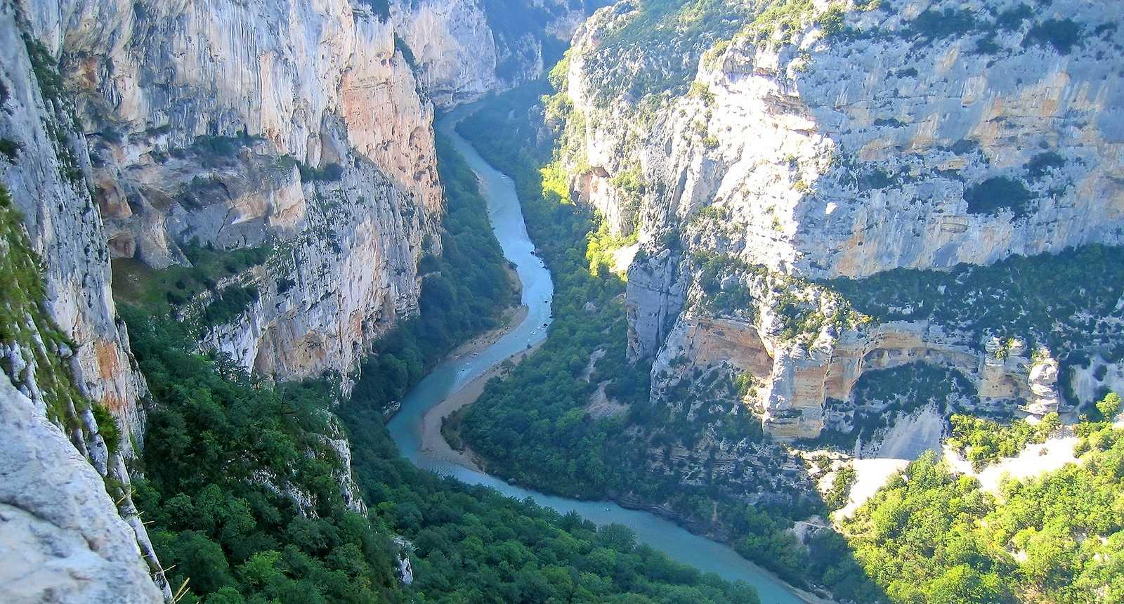 Le canyon du Verdon