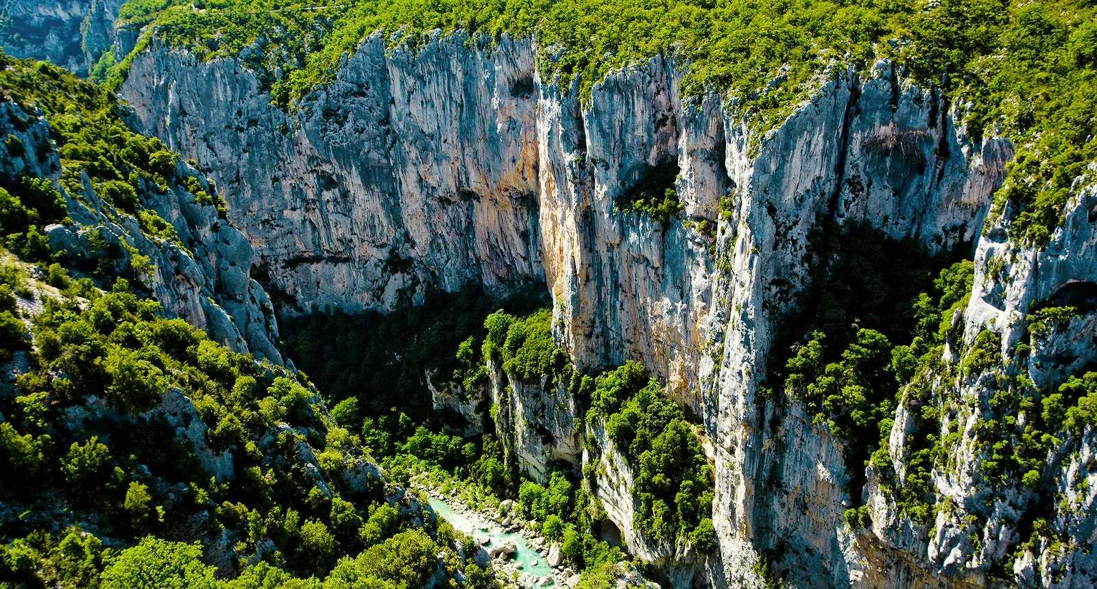 Les Gorges du Verdon en Provence